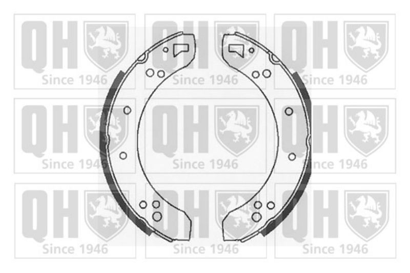 Genuine Qh Wheel Cylinder Braking System Replacement Rear Axle For Rover