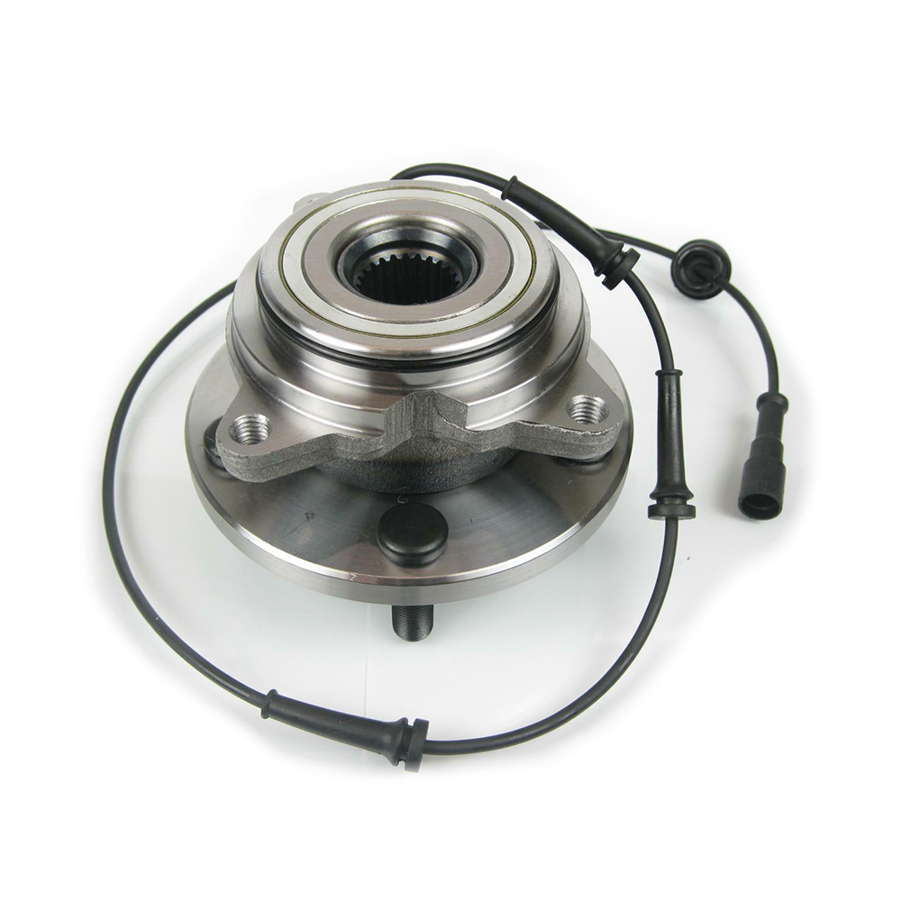 LAND ROVER DISCOVERY MK2 2.5 TD5 4.0 V8 FRONT WHEEL BEARING HUB WITH ABS SENSOR